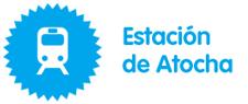 aparca&go Estación de <b>Atocha</b>
